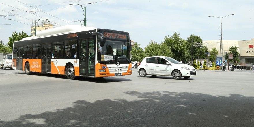 Büyükşehir, sokağa çıkma kısıtlaması için toplu taşımalarda düzenlemeye gitti!