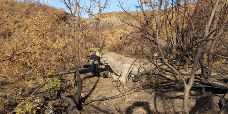 Yıldırım-16 Sehi Ormanları operasyonu başlatıldı