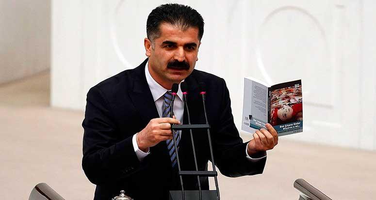 Hüseyin Aygün'e hakaret cezası!