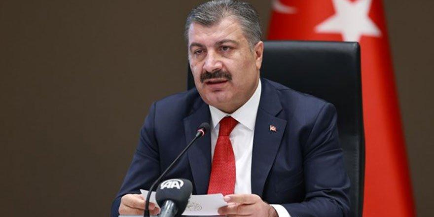 Sağlık Bakanı Fahrettin Koca'dan SMA açıklaması