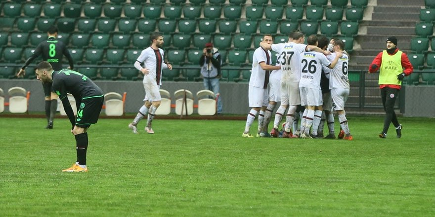 Fatih Karagümrük, Konyaspor'u 2 golle geçti!