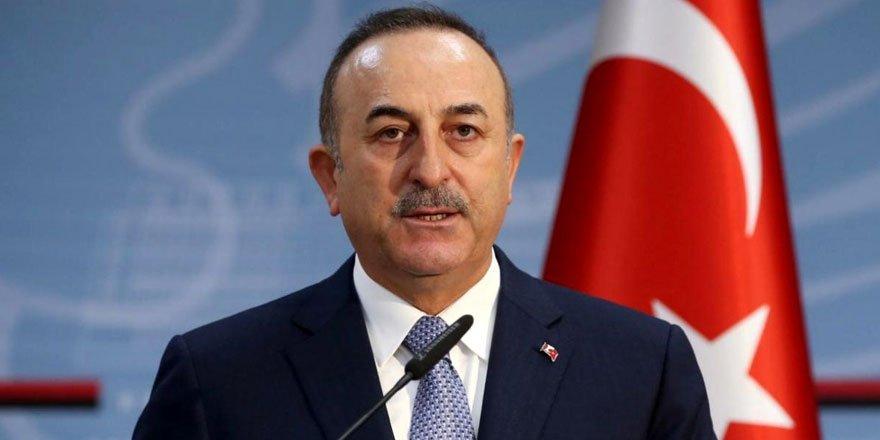 Bakan Çavuşoğlu: Müzakere süreci ile AB'ye bağlıyız