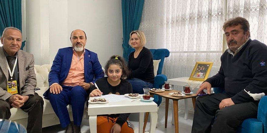 VİP'in mucidi Adana'da!