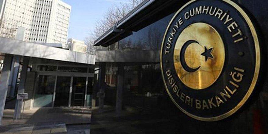 Türkiye'den Yunan Başpiskopos'a kınama