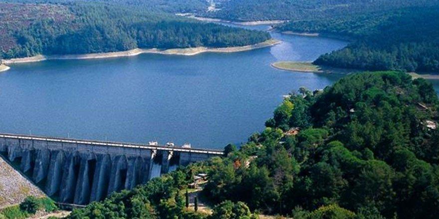 İstanbul barajları doluluk oranları: Yüzde 30'u aştı