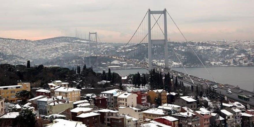 İstanbul Valiliği'nden don ve buzlanma uyarısı