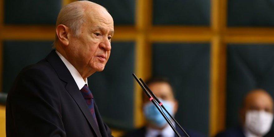 MHP lideri Devlet Bahçeli: Çırpındıkça batıyorlar!