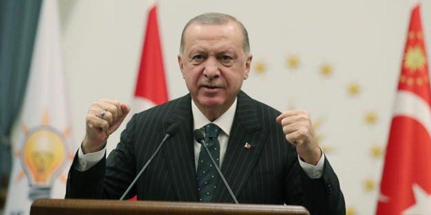 Cumhurbaşkanı Erdoğan: 2023 seçimleri tarihi bir dönüm noktasında yaşanacak
