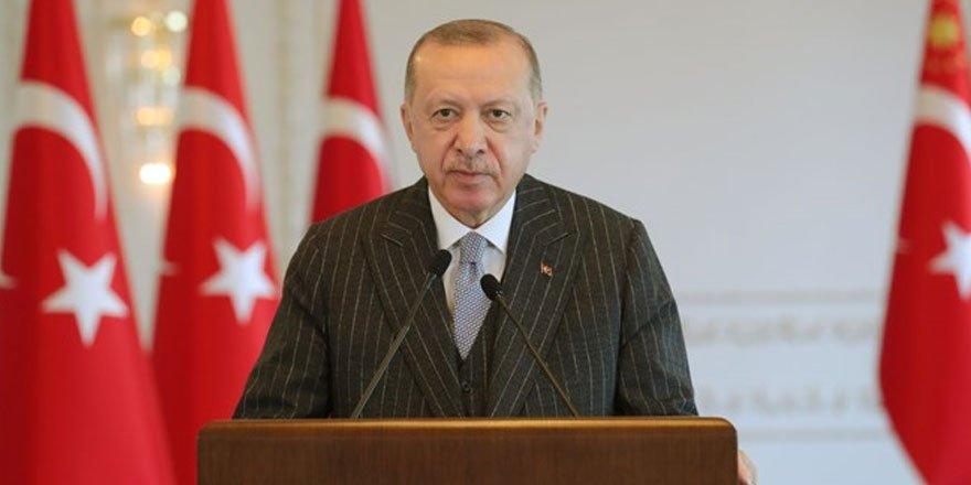 Cumhurbaşkanı Erdoğan'dan reform açıklaması