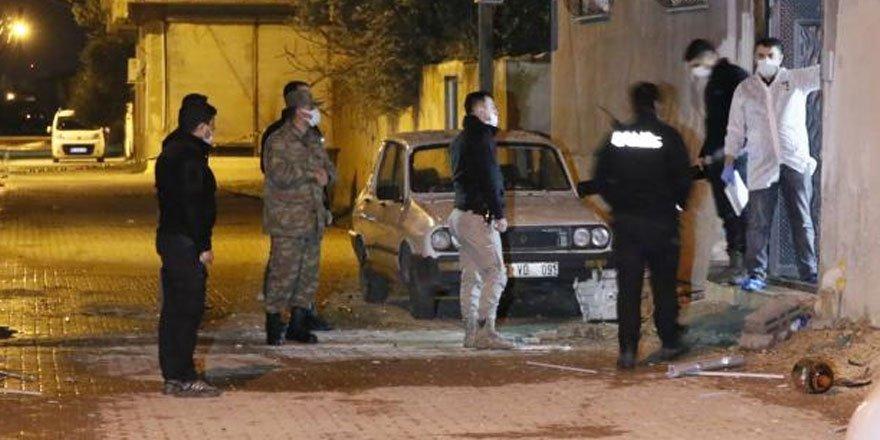 Şanlıurfa'da tüp patlaması: 2 can kaybı