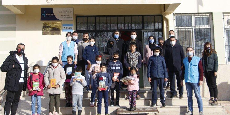 Gaziantep Büyükşehir'den köy okullarına yardım eli!