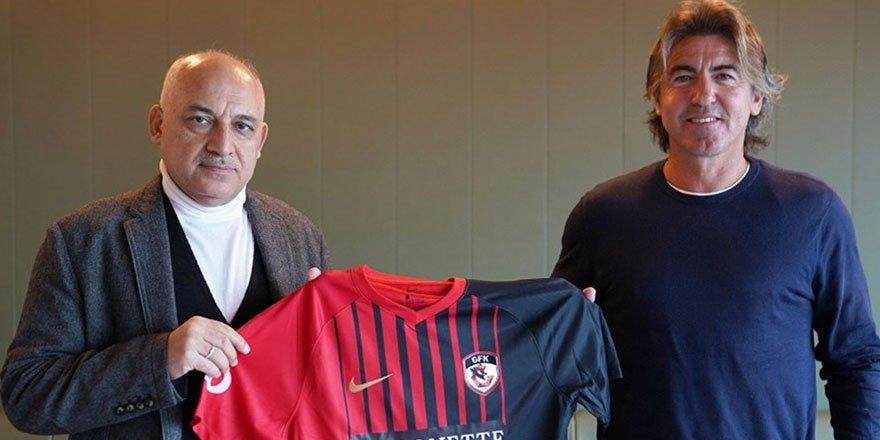 Gaziantep FK, teknik direktör Ricardo Sa Pinto ile anlaştı!