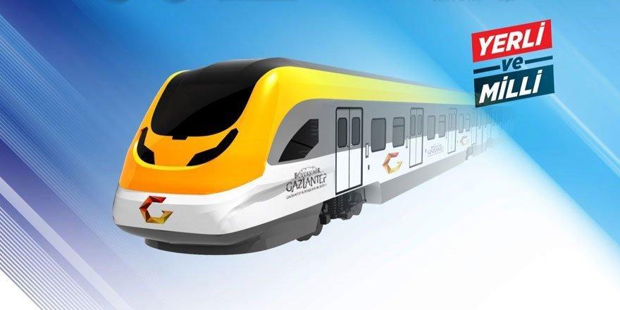 GAZİRAY için elektrikli tren seti alımı imza töreni düzenlenecek!
