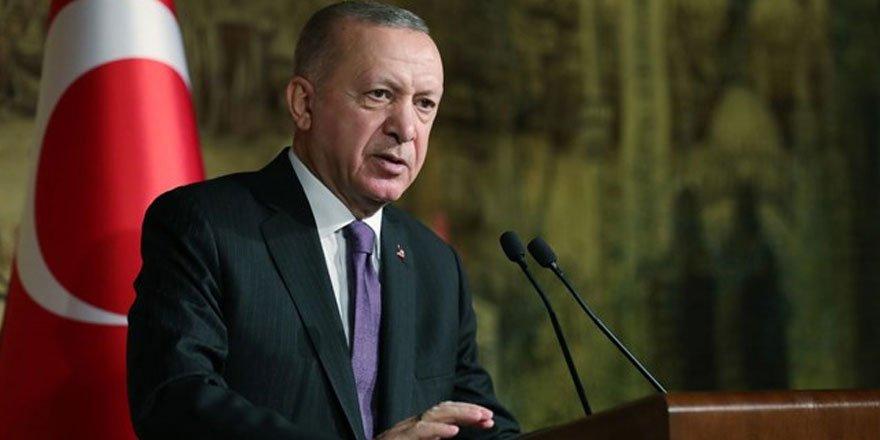 Cumhurbaşkanı Erdoğan açıkladı: Esnafın kredi borcuna erteleme