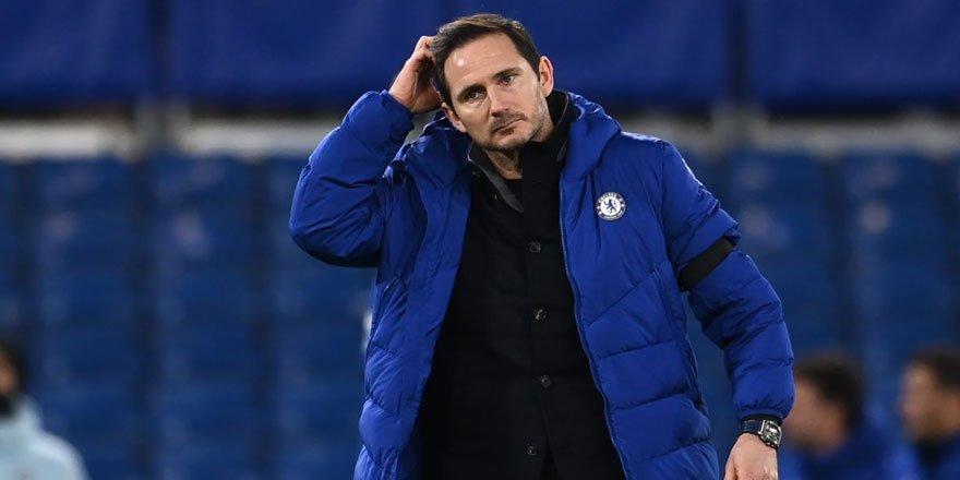 Chelsea'de Frank Lampard dönemi sona erdi!