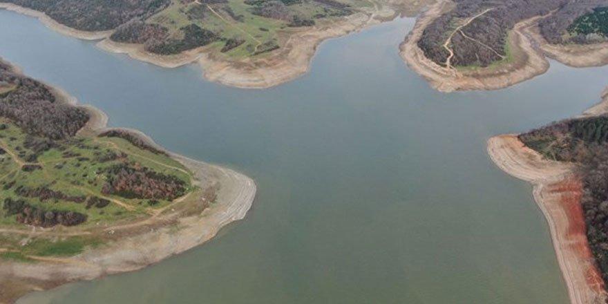 İstanbul'da baraj doluluk oranlarında son durum: Yüzde 33,37