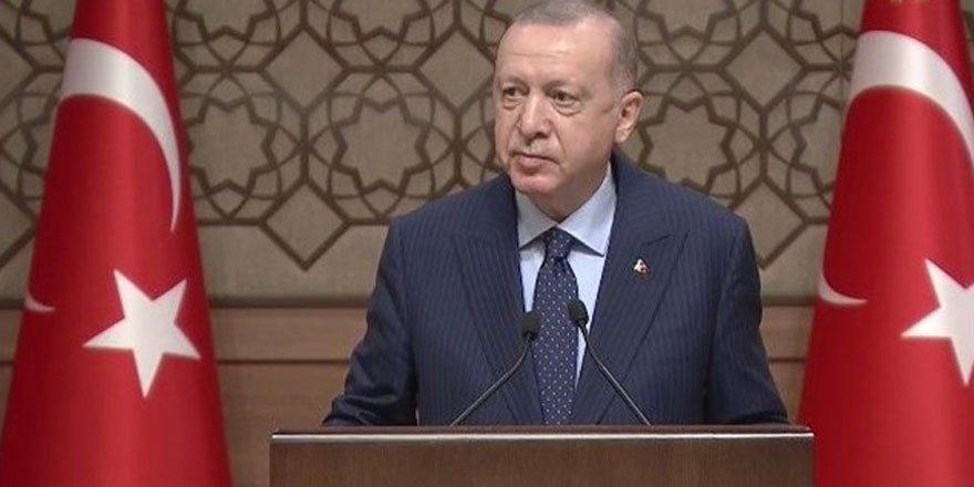 Cumhurbaşkanı Erdoğan: ilk etapta 50 milyon doz aşı gelecek!