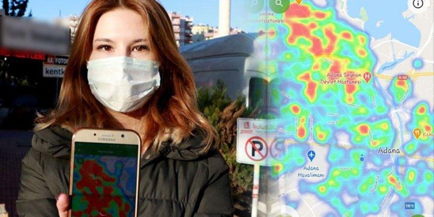 Koronavirüs haritasında Adana farkı dikkat çekti