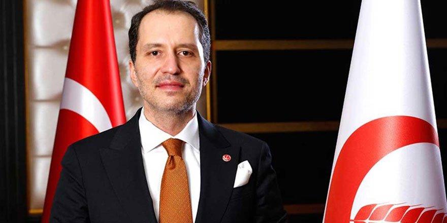 Yeniden Refah Partisi Genel Başkanı Erbakan'dan ittifak açıklaması!