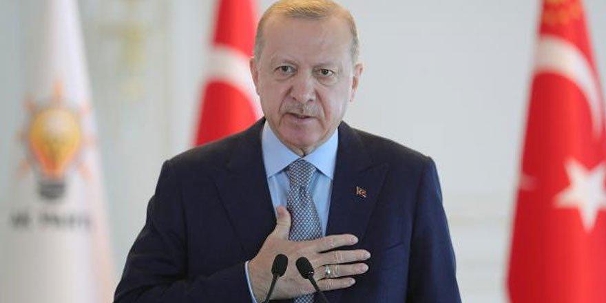 Cumhurbaşkanı Erdoğan: Muhalefetin içine düştüğü çıkmaz bizim sorumluluğumuzu daha da artıyor