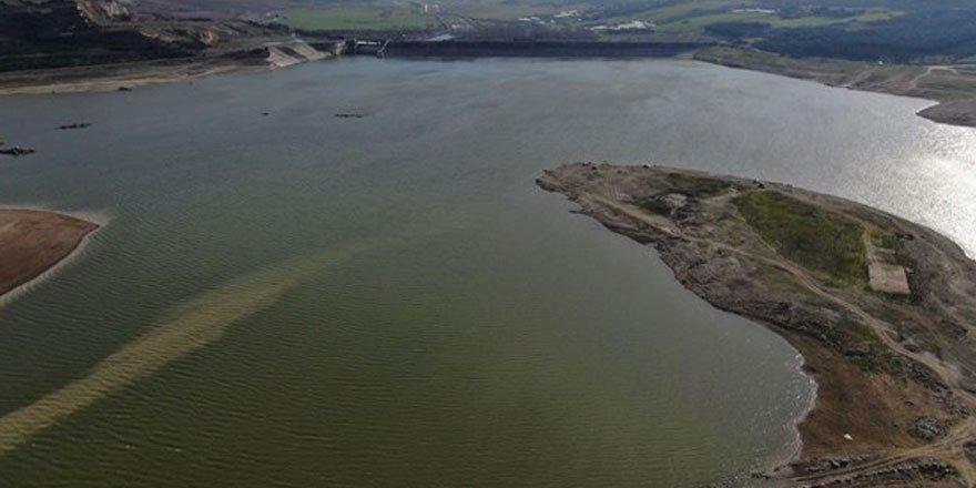 İstanbul'da baraj doluluk oranlarında son durum: Yüzde 36,96