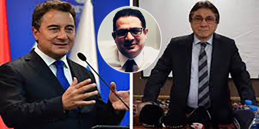 Babacan cephesinde HDP çatlağını gazeteci Osman Diyadin ifşa etti