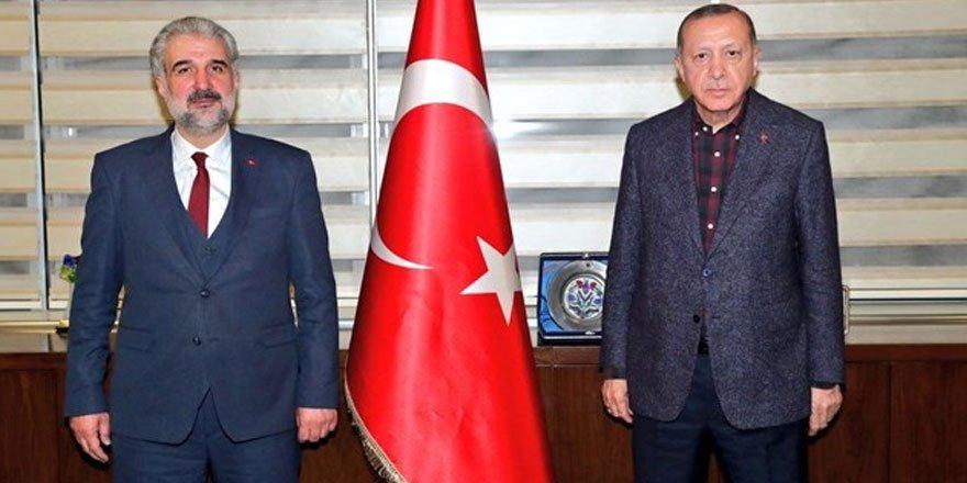 AK Parti İstanbul İl Başkanı adayı Osman Nuri Kabaktepe