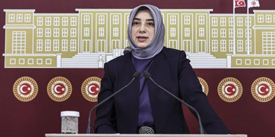 AK Partili Özlem Zengin'den açıklama