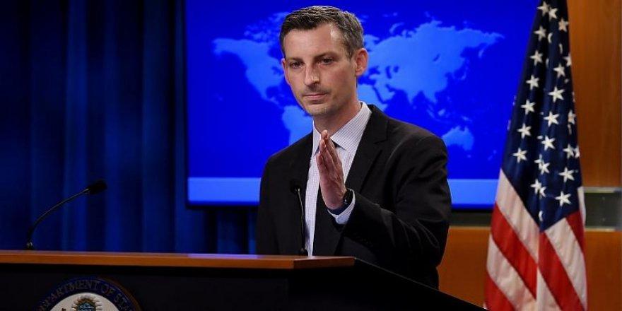 ABD Dışişleri Sözcüsü Price'den İran uyarısı