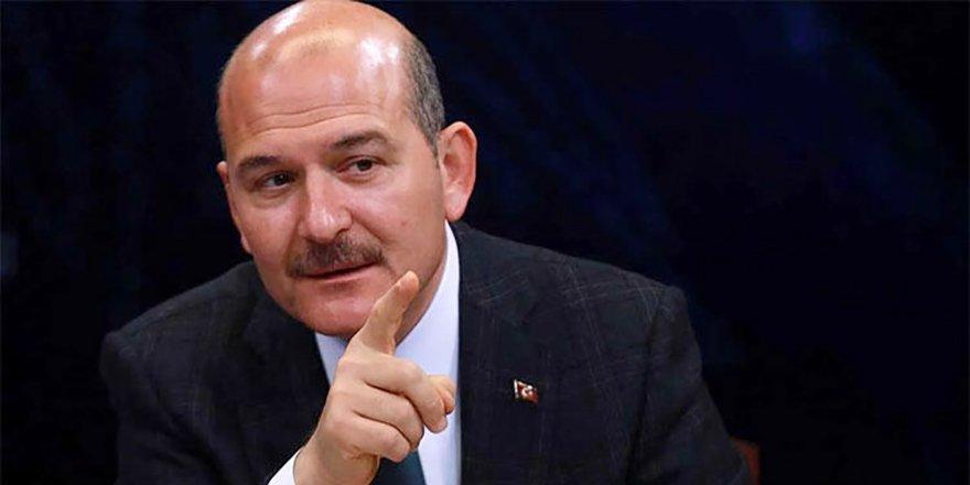 """İçişleri Bakanı Soylu'ya hakaret eden kişi, """"Öfke Kontrolü"""" Seminerine katılma şartıyla serbest bırakıldı"""