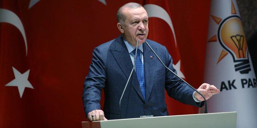 Cumhurbaşkanı Erdoğan, AK Parti Ağrı, Ardahan, Bolu, Diyarbakır, Hatay İl Kongrelerine canlı bağlantıda konuştu