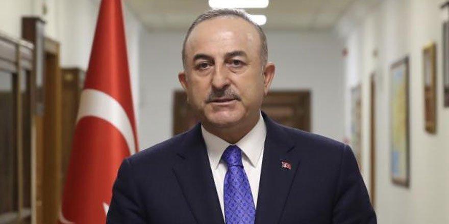 Çavuşoğlu'ndan Ermenistan açıklaması: Darbelere karşıyız, şiddetle kınıyoruz