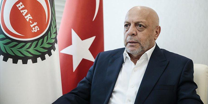 Hak-iş Genel Başkanı Arslan'dan 28 Şubat Açıklaması: