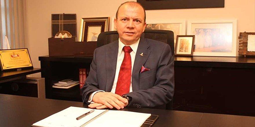 """TOBB Yönetim Kurulu Üyesi Matlı: """"Türkiye ekonomisi 2021'de yeni başarı hikayeleri yazacaktır"""""""