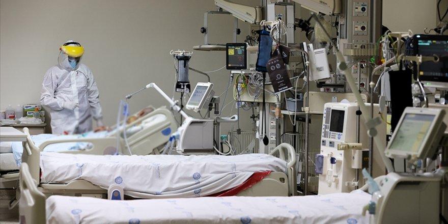 Son 24 saatte 9 bin 891 kişinin KOVİD-19 testi pozitif çıktı, 69 kişi hayatını kaybetti