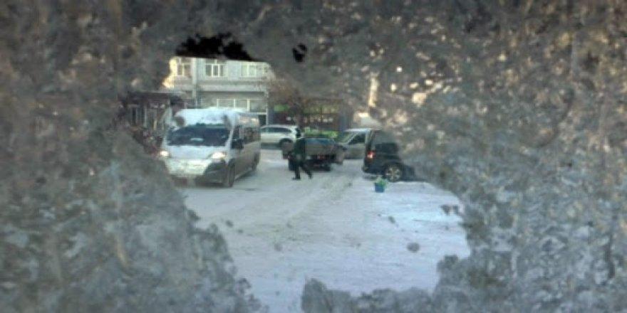 Doğu Anadolu'da gece en düşük sıcaklık sıfırın altında 13 dereceyle Kars'ta ölçüldü