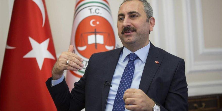 Adalet Bakanı Gül: 'Bugün yeni ve sivil anayasa çalışmaları için milat'