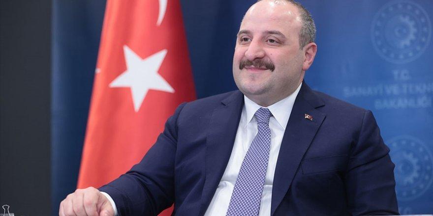 Bakan Varank: Türkiye imalat sanayisi öncülüğünde üreterek büyümeye devam ediyor