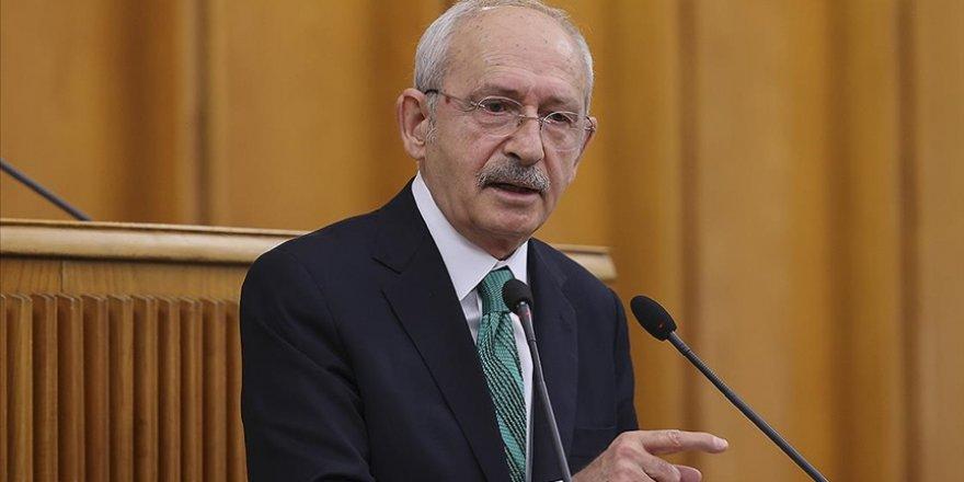 CHP Genel Başkanı Kılıçdaroğlu dokunulmazlıklar konusunda yine şaşırtmadı