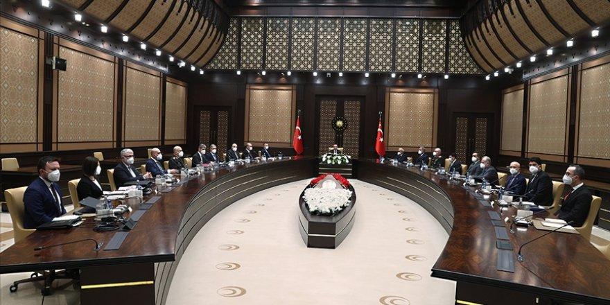 Cumhurbaşkanlığı İletişim Başkanlığından, Savunma Sanayii İcra Komitesi Toplantısı'na ilişkin açıklama