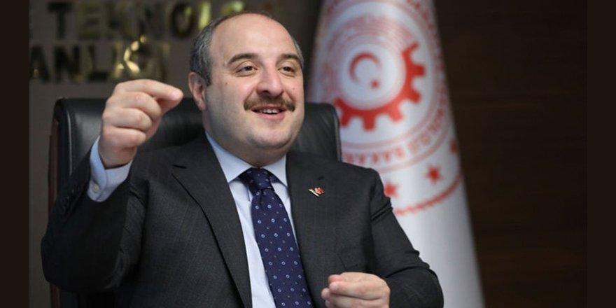 Bakan Varank'tan büyüme rakamlarına ilişkin eleştirilere yanıt