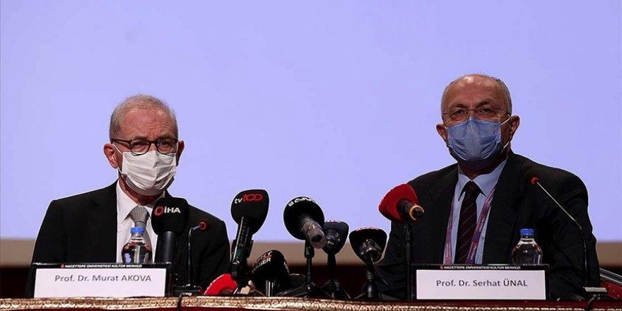 Sinovac aşısı Faz-3 çalışmasında hastanede yatışı engelleme oranı yüzde 100