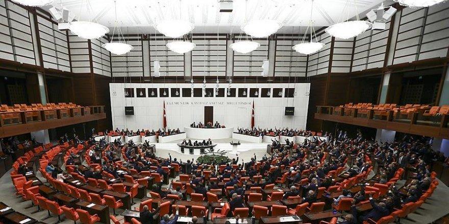 TBMM'ye Enis Berberoğlu'nun da bulunduğu yeni dokunulmazlık dosyaları sevk edildi
