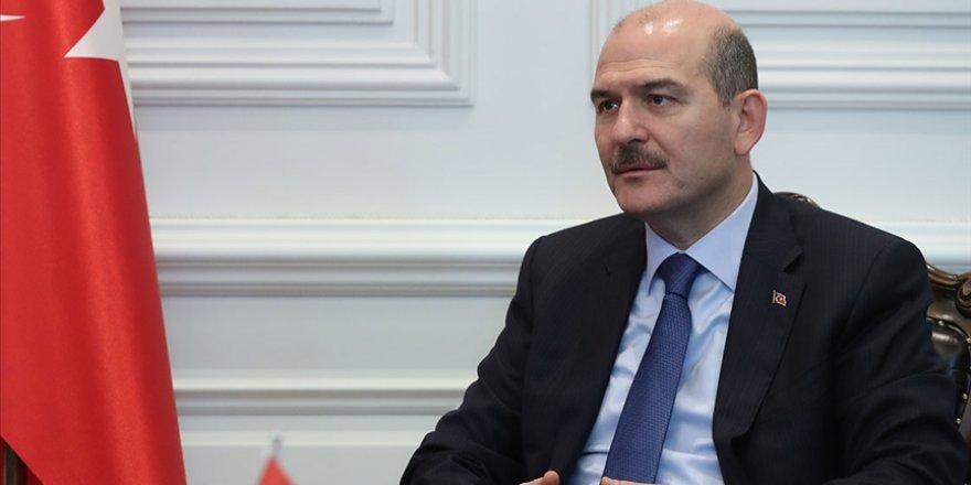 İçişleri Bakanı Soylu, 'Afet Eğitim Yılı'na ilişkin soruları yanıtladı
