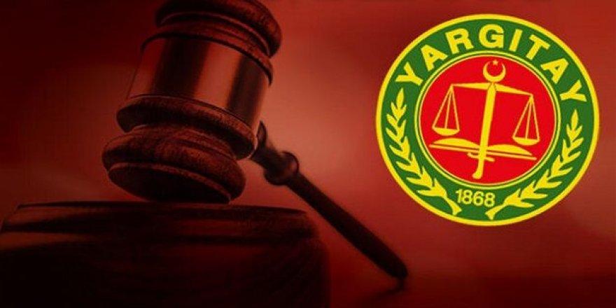 Yargıtay'dan FETÖ'nün DKK'daki eylemlerine ilişkin davada onama