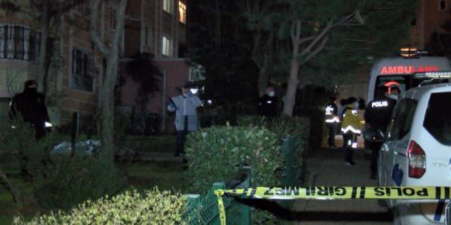 Başakşehir'de bir kadın eşi tarafından silahla vurularak hayatını kaybetti
