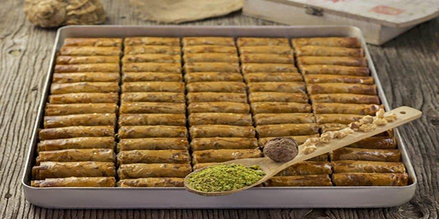 Erzurum'un eşsiz lezzetlerinden 'pekmezli baklava' coğrafi işaret aldı