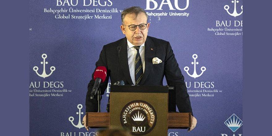 BAÜ DEGS Başkanı Emekli Amiral Cihat Yaycı: Türkiye'nin Deniz yetki alanı demek KKTC'nin Deniz yetki alanı demektir.