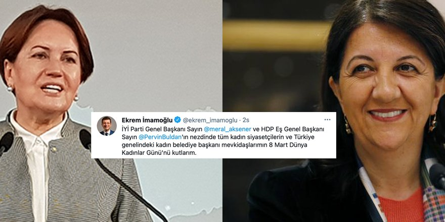 CHP-İYİPARTİ-HDP ittifakı bir kez daha ete kemiğe büründü, örtme görevi yine Ağıralioğlu'nun