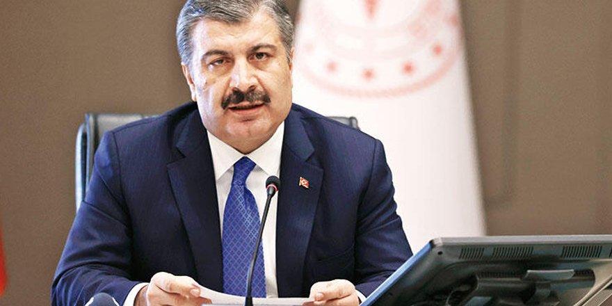 Sağlık Bakanı Koca aşı programının planlandığı şekilde ilerlediğini bildirdi